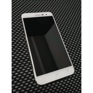 エイスース(ASUS)のZenFone3 ZE520KL 国内版◆Android6.0◆au系可◆技適○(スマートフォン本体)