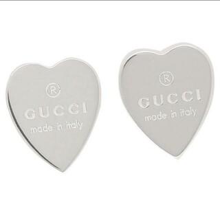 Gucci - GUCCI グッチ ピアス ハート