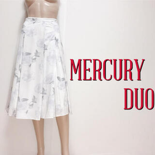 MERCURYDUO - 可愛すぎ♪マーキュリーデュオ プリーツ 超ワイドパンツ♡スナイデル アナイ