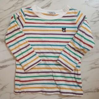 ダブルビー(DOUBLE.B)のダブルビー カラフルロンT 100(Tシャツ/カットソー)