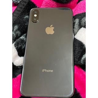 Apple - iPhone X 64GB ブラック