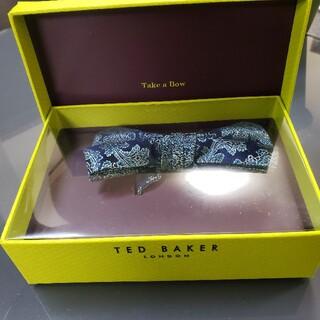 テッドベイカー(TED BAKER)のtedbaker ネクタイ リボンタイ テッドベイカー(ネクタイ)
