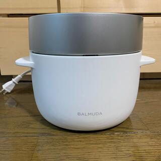 BALMUDA - バルミューダ ゴハン 炊飯器