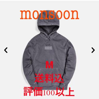 シュプリーム(Supreme)のKITH WILLIAMS III HOODIE monsoon M(パーカー)
