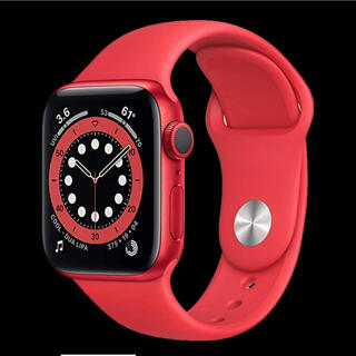 Apple Watch - 【新品】Apple Watch Series6(GPSモデル)★レッド44mm