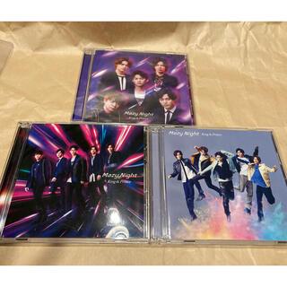 ジャニーズ(Johnny's)のKing&Prince MazyNight 3形態(ポップス/ロック(邦楽))