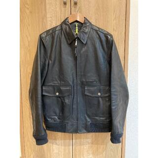Jil Sander - oamc factory jacket レザージャケット サイズ L