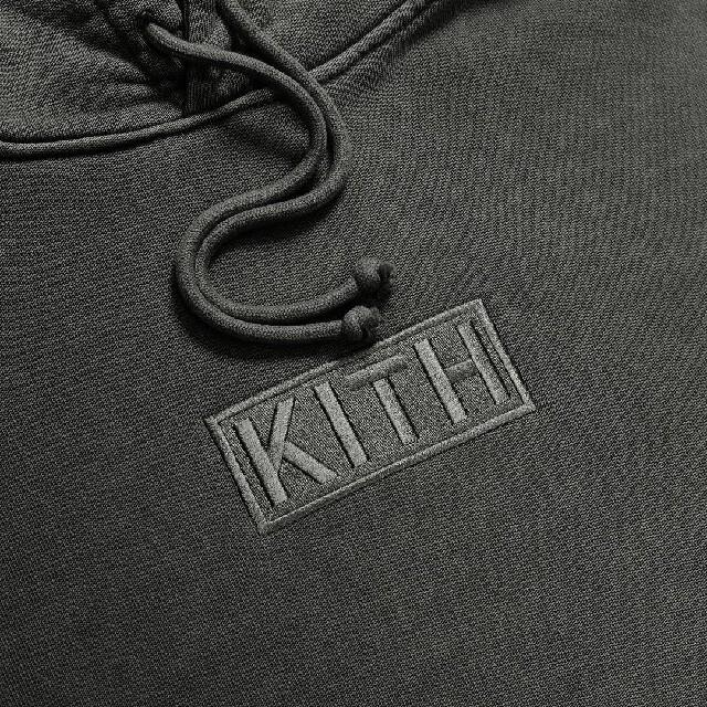 KITH WILLIAM iii 3 palette monarch Mサイズ メンズのトップス(パーカー)の商品写真