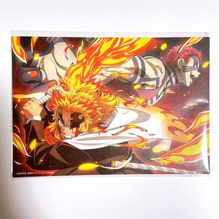 鬼滅の刃 映画 特典 第2弾描き下ろしA5イラストカード 弐