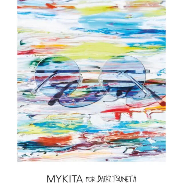 Ayame(アヤメ)のMYKITA for Daiki Tsuneta KingGnu マイキータ メンズのファッション小物(サングラス/メガネ)の商品写真