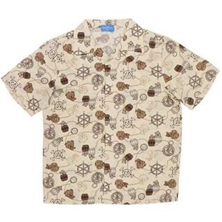 ディズニー パイレーツサマー アロハシャツ