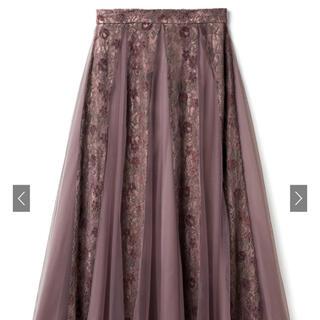 GRL - チュールロングスカート
