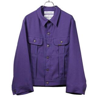 Jieda - DAIRIKU Regular Polyester Jacket 19aw