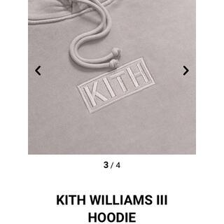 Supreme - KITH Williams hoodie PYRAMID