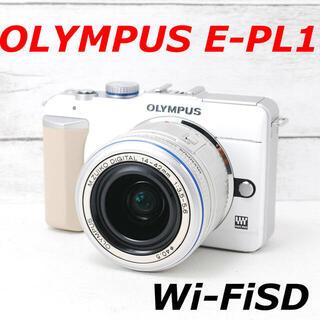 OLYMPUS - ❤️可愛いカメラ❤️スマホに転送❤️OLYMPUS E-PL1