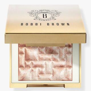 BOBBI BROWN - 新品未開封Bobbi Brownミニハイライティングパウダーピンクグロー