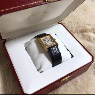 カルティエ(Cartier)のCartier タンクソロ 時計(腕時計)