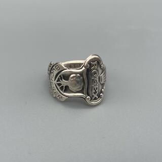 ロレックス(ROLEX)のROLEXスプーンリング(リング(指輪))