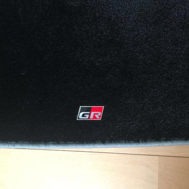 トヨタ(トヨタ)の未使用 トヨタ ハリアー GR ZSU60 G's フロアマット トランクマット 自動車/バイクの自動車(車種別パーツ)の商品写真