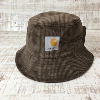carhartt - カーハート  CARHARTT バケットハット ゴーデュロイ ブラウン