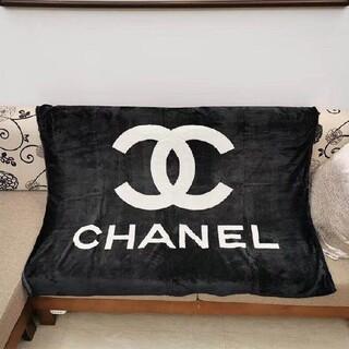 シャネル(CHANEL)のCHANEL 未使用ブランケット 膝掛け(毛布)
