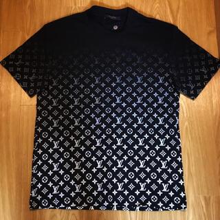 ルイヴィトン(LOUIS VUITTON)のLOUIS VUITTON グラディエント モノグラム クルーネック Tシャツ(Tシャツ/カットソー(半袖/袖なし))