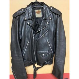 ハーレーダビッドソン(Harley Davidson)のセール❗️Harley-Davidson ダブルライダースジャケット(ライダースジャケット)