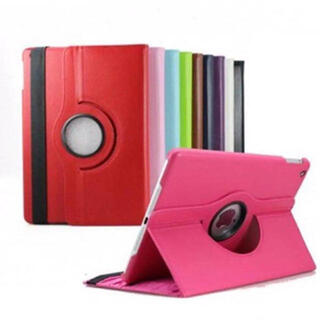 iPad アイパッド ケース 縦置き可 iPad5/6 Air1/2(iPadケース)