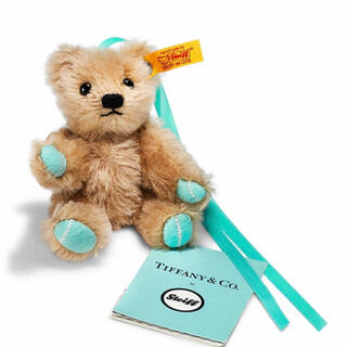 Tiffany & Co. - 新品リターントゥティファニー™ ラブ テディベア オーナメント