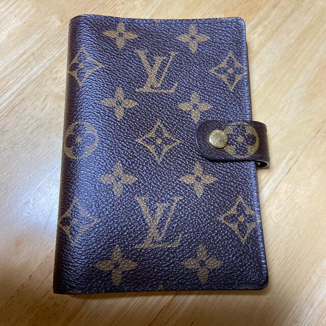 LOUIS VUITTON(ルイヴィトン)の手帳カバー ルイヴィトン  モノグラム  手帳 レディースのファッション小物(その他)の商品写真
