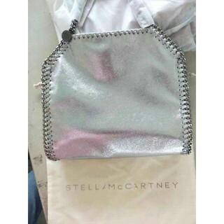 ステラマッカートニー(Stella McCartney)のStella McCartneyファラベラ  ミニ グレーシルバー(ショルダーバッグ)