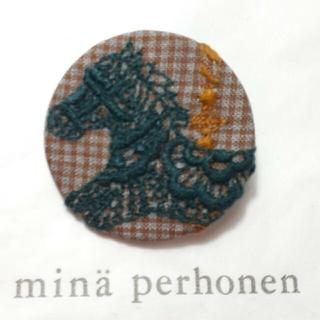 mina perhonen - 🎠メリーゴーランド 新品・未使用 サンキューベリーバッジ