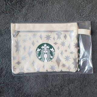 Starbucks Coffee - スターバックス ホリデー2020 キャンパスポーチ