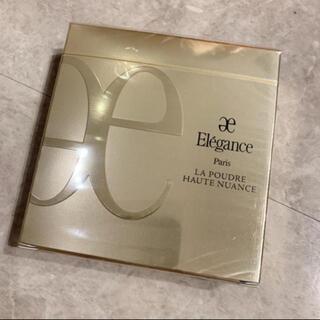 エレガンス(Elégance.)の新品 エレガンス ラ プードル オートニュアンス Ⅰ フェイスパウダー(フェイスパウダー)