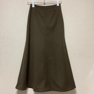 アパルトモンドゥーズィエムクラス(L'Appartement DEUXIEME CLASSE)のLisiere Punch Flare スカート(ロングスカート)