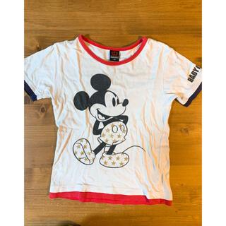 ベビードール(BABYDOLL)のディズニー ミッキー Tシャツ BABY DOOL キッズ ベビードール 中古(Tシャツ/カットソー)