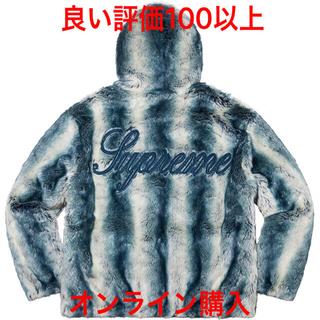 Supreme - 【完全未開封】Faux Fur Reversible Hooded Jacket