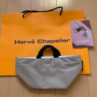 Herve Chapelier - エルベシャプリエ  ナイロントートバック Sサイズ
