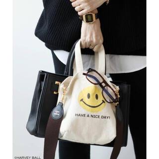 DEUXIEME CLASSE - Deuxieme Classe SMILEY FACE スマイルバッグ