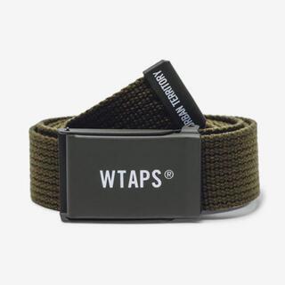 ダブルタップス(W)taps)のWTAPS 20SS GIB / BELT 新品 OLIVE(ベルト)