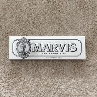 マービス(MARVIS)のMARVIS whitening mint 85g(歯磨き粉)