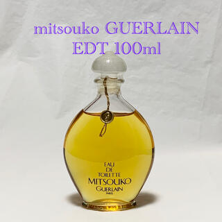 ゲラン(GUERLAIN)の【未開封】GUERLAIN ゲラン ミツコ オードトワレ 100ml 香水(香水(女性用))