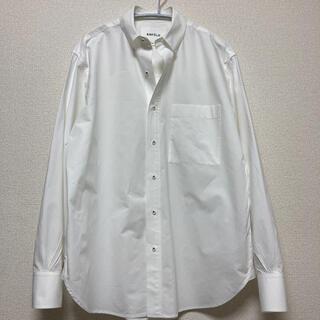 ENFOLD - ENFOLD ブロードシャツ ユニセックス
