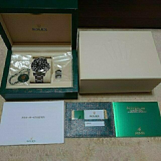 ROLEX(ロレックス)の①としゆき様専用 ロレックス サブマリーナ デイト  メンズの時計(腕時計(アナログ))の商品写真