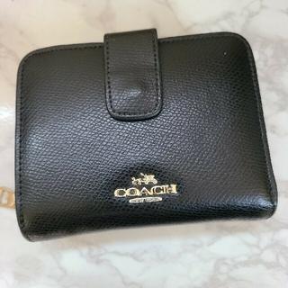 COACH - コーチ2つ折り財布