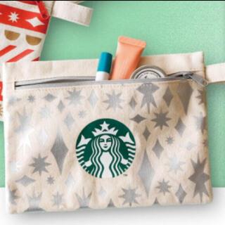 Starbucks Coffee - スターバックスコーヒー キャンバスポーチ