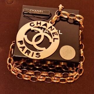 CHANEL - 綺麗、大ぶりネックレス