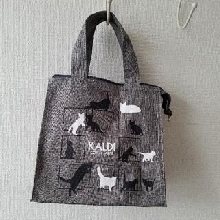 カルディ(KALDI)のKALDIネコの日トートバッグ(トートバッグ)