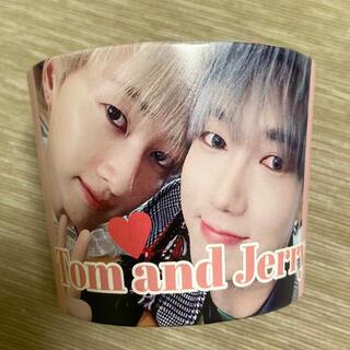 スーパージュニア(SUPER JUNIOR)のSUPERJUNIOR イェソン&ウニョク  カップホルダー(K-POP/アジア)