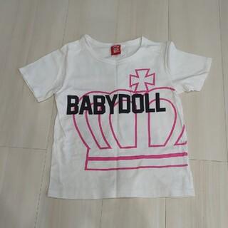 ベビードール(BABYDOLL)の#BABYDOLL(Tシャツ/カットソー)